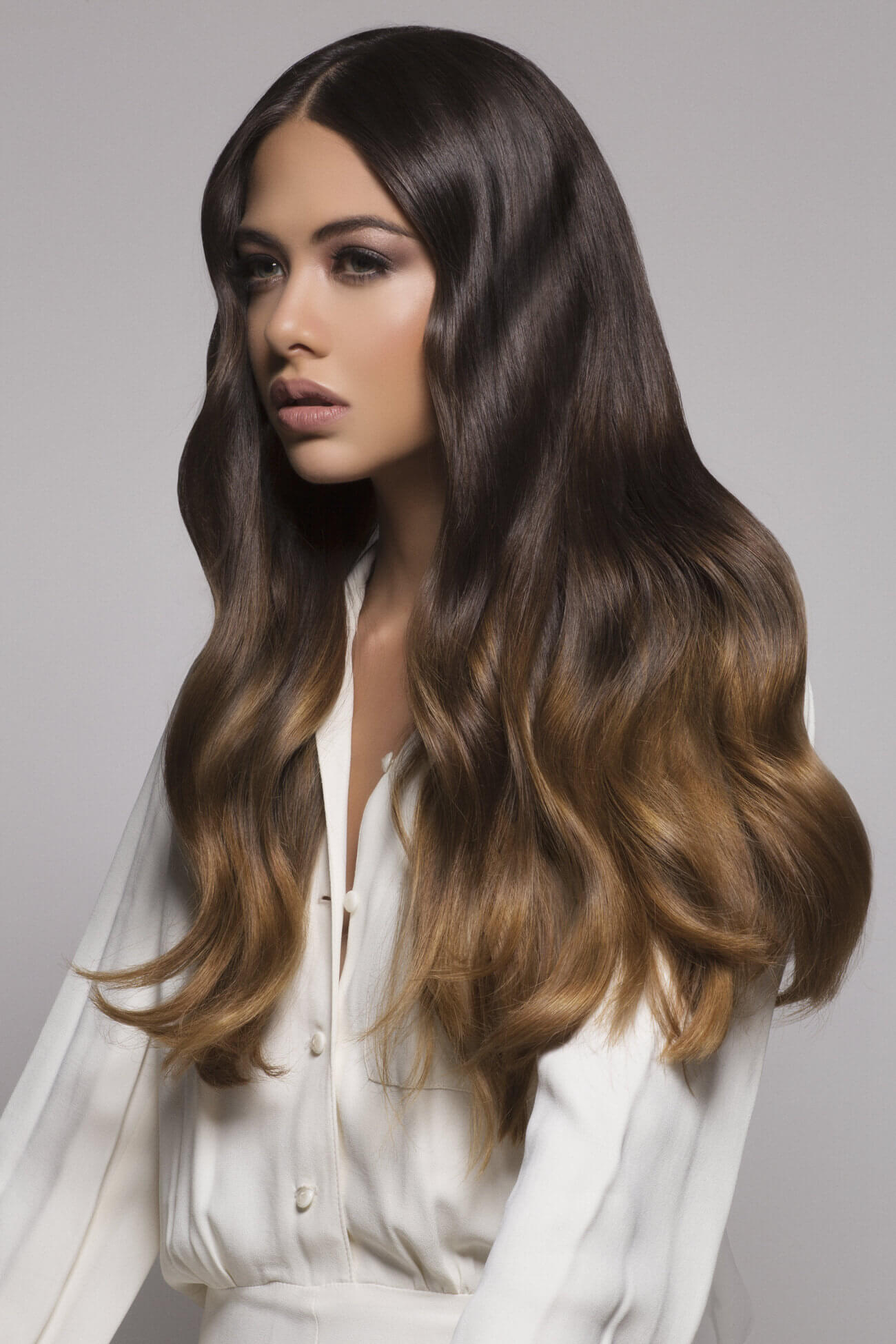 Hair Extensions In Limoz Logli Hair Salon Chelsea - Hair Styling