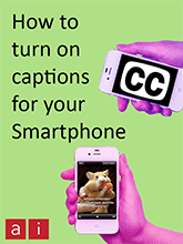Remote Captioning. What is it?