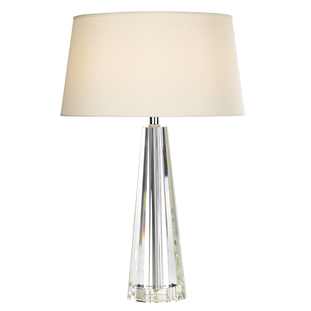 Fittingen Lampen Crystal And Glass Table Lamps Lamp Ideas Site
