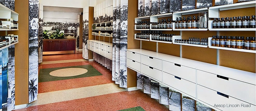 Aesop Luxury Skincare now open on Lincoln Road