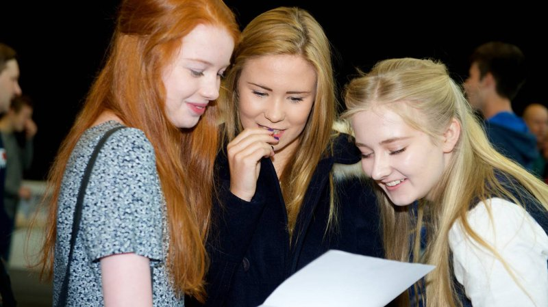 Females in Lincolnshire have seen an increase in GCSE results in the last fews years.