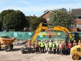 Work begins on £2m housing development for retired people in Skegness