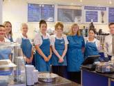 New look coffee shop opens as part of Hemswell Antique Centres