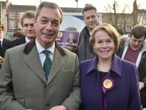 Nigel Farage in Sleaford: 'I believe in sovereignty of people, not MPs'