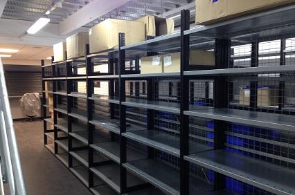 Automotive Storage Solutions Mezzanine Floor Car Parks