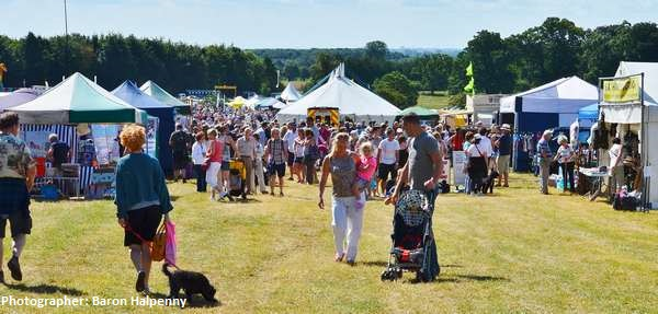 Furniture Hire Grantham Revesby Country Fair 2014 - Lincolnshire Magazine