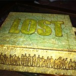 LOST complete series on Blu-Ray.