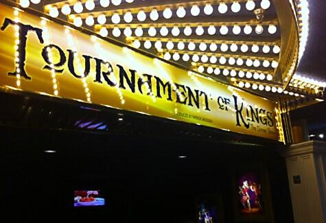 Tournament of Kings at Excalibur
