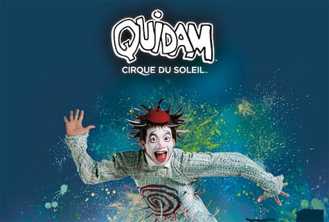Cirque du Soleil Quidam Edmonton