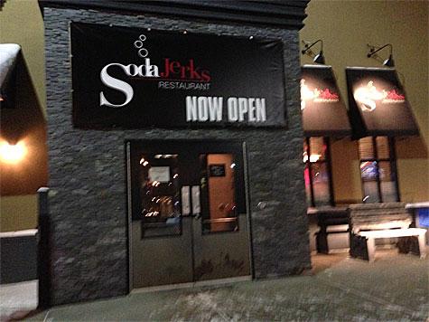 Soda Jerks at 17520 100 Avenue.