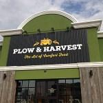 Plow & Harvest at 170 Street and Stony Plain Road.