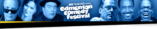 Edmonton Comedy Festival runs October 16-19, 2013.