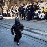 """It's not who you are underneath, it's what you do that defines you."" Go #SFBatKid!"