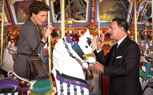 Saving Mr Banks opens everywhere Dec. 20. I'm giving away tickets to the advanced screening Dec. 5!