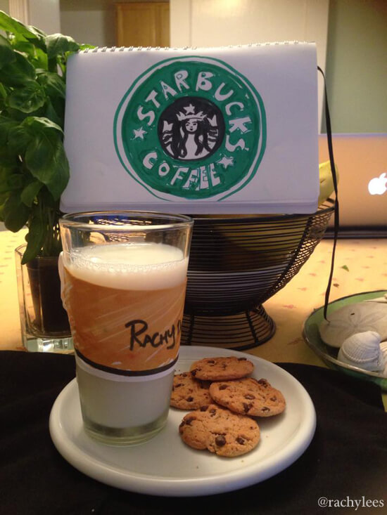 Starbucks - Broke Canadian Art