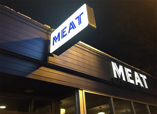 MEAT at 8216 104 Street!