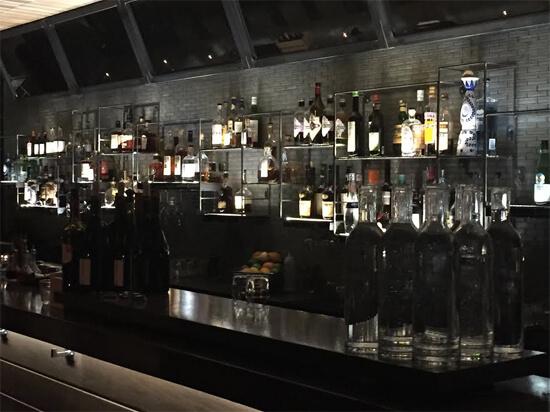 The bar at North 53!