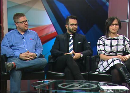 Alberta Primetime Pop Culture Panel (January 14, 2015)