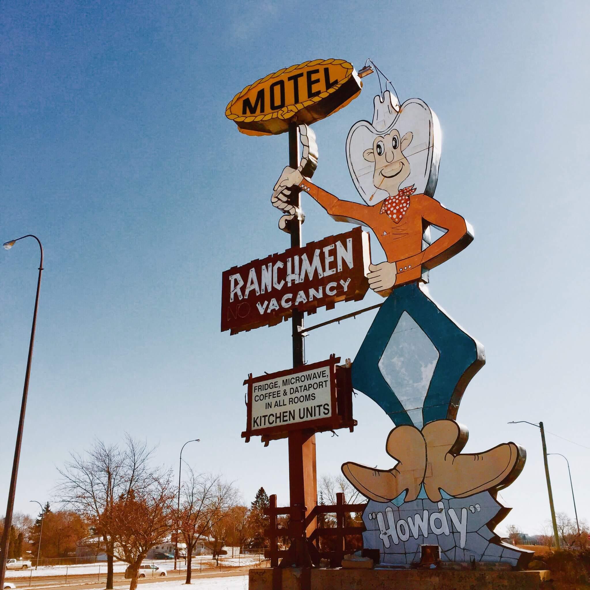 Medicine Hat Motel