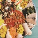 Abyssinia Ethiopian Restaurant Edmonton
