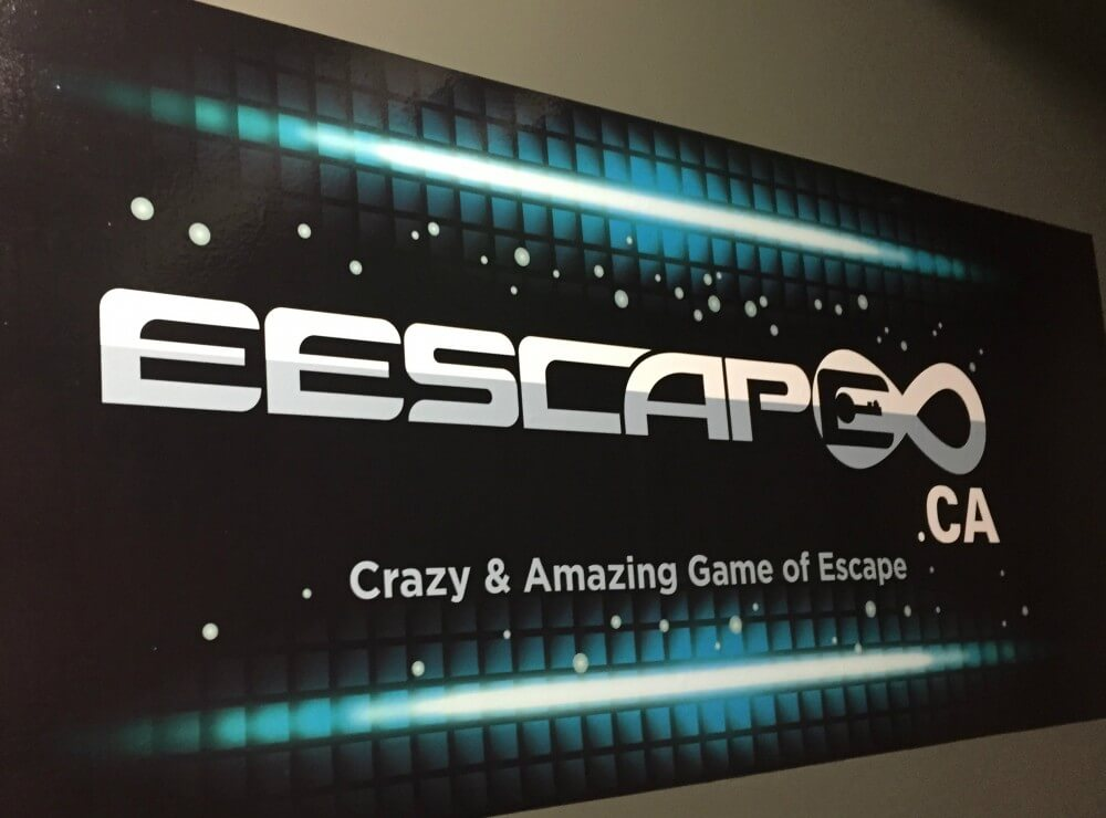 Recap & Giveaway: Edmonton Escape (Eescape) Live Action Escape Game