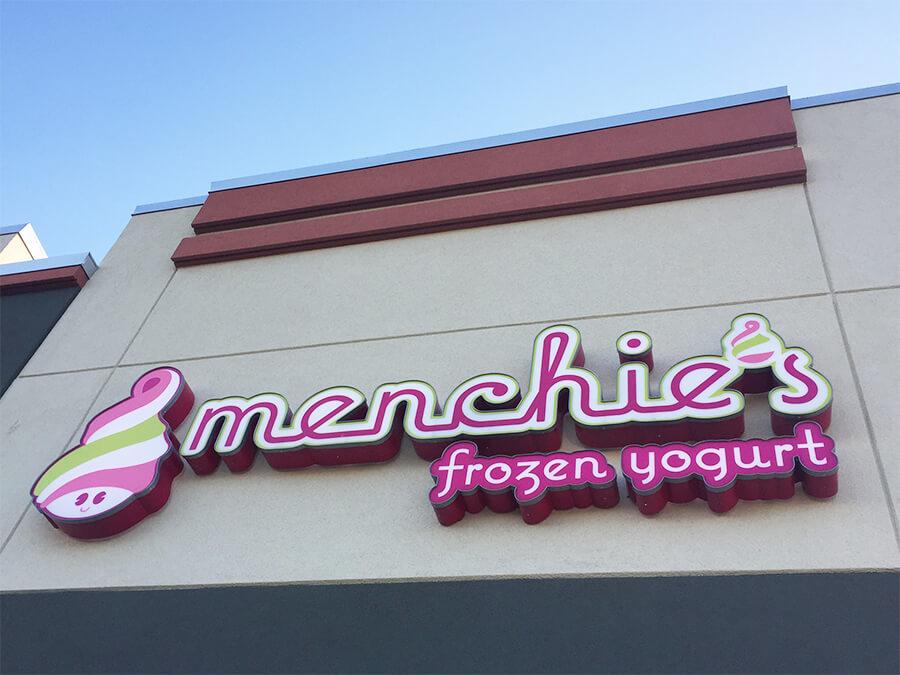 Menchies - Edmonton - Spruce Grove - Frozen Yogurt