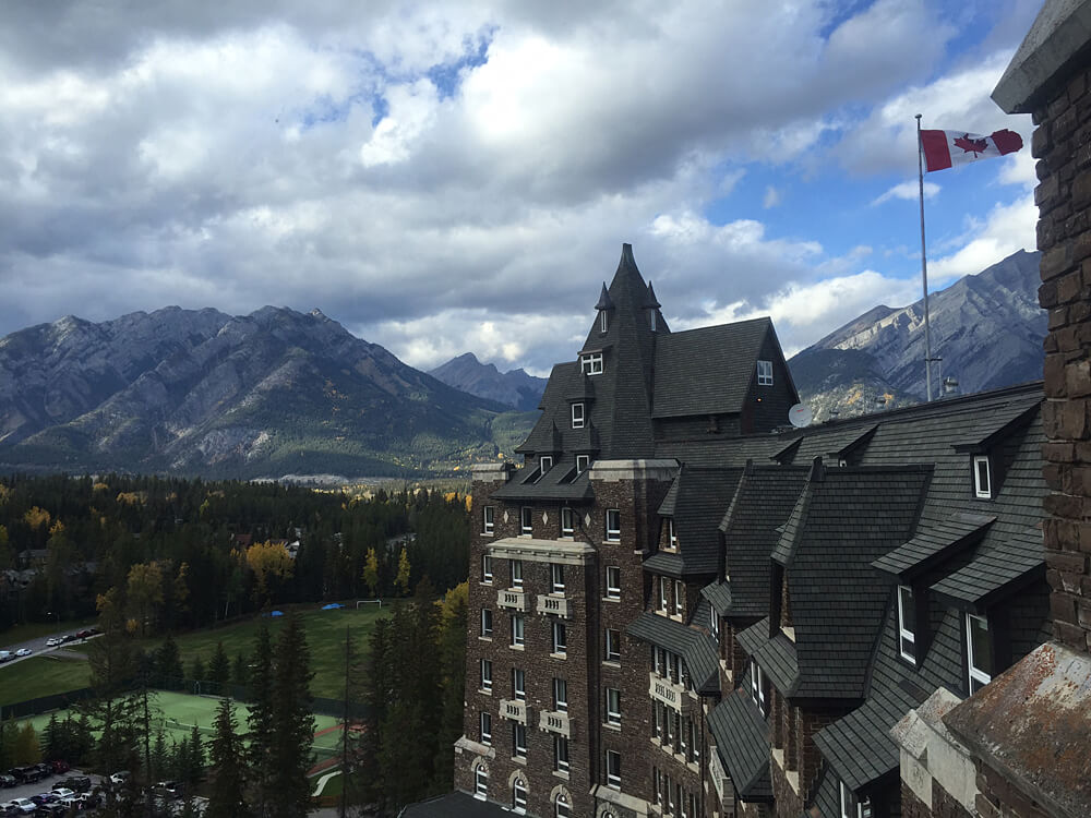 Preview: Haunted Halloween Gala at the Fairmont Banff Springs Hotel
