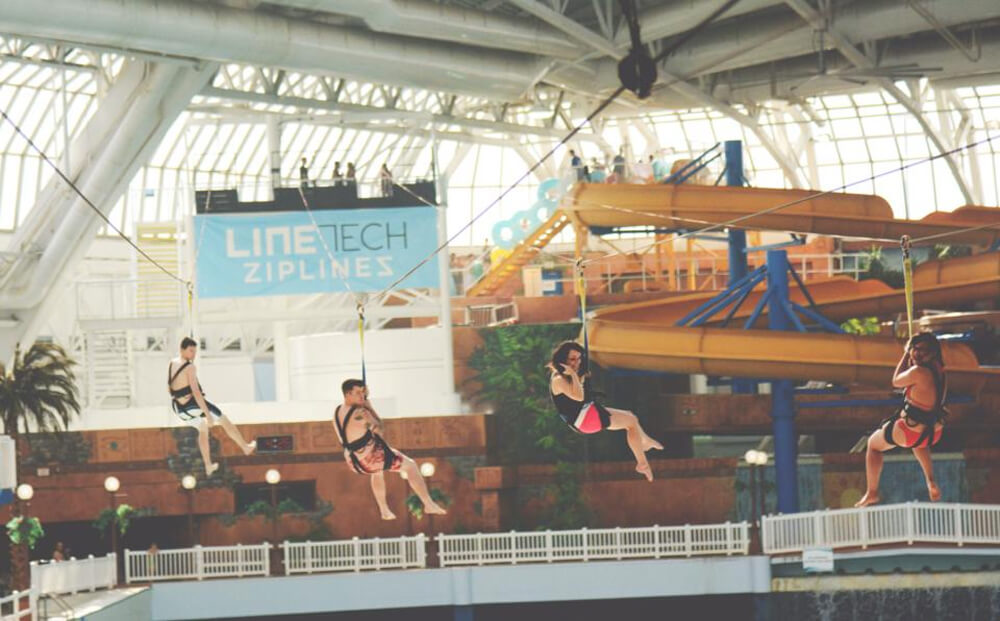 West Edmonton Mall - World Water Park
