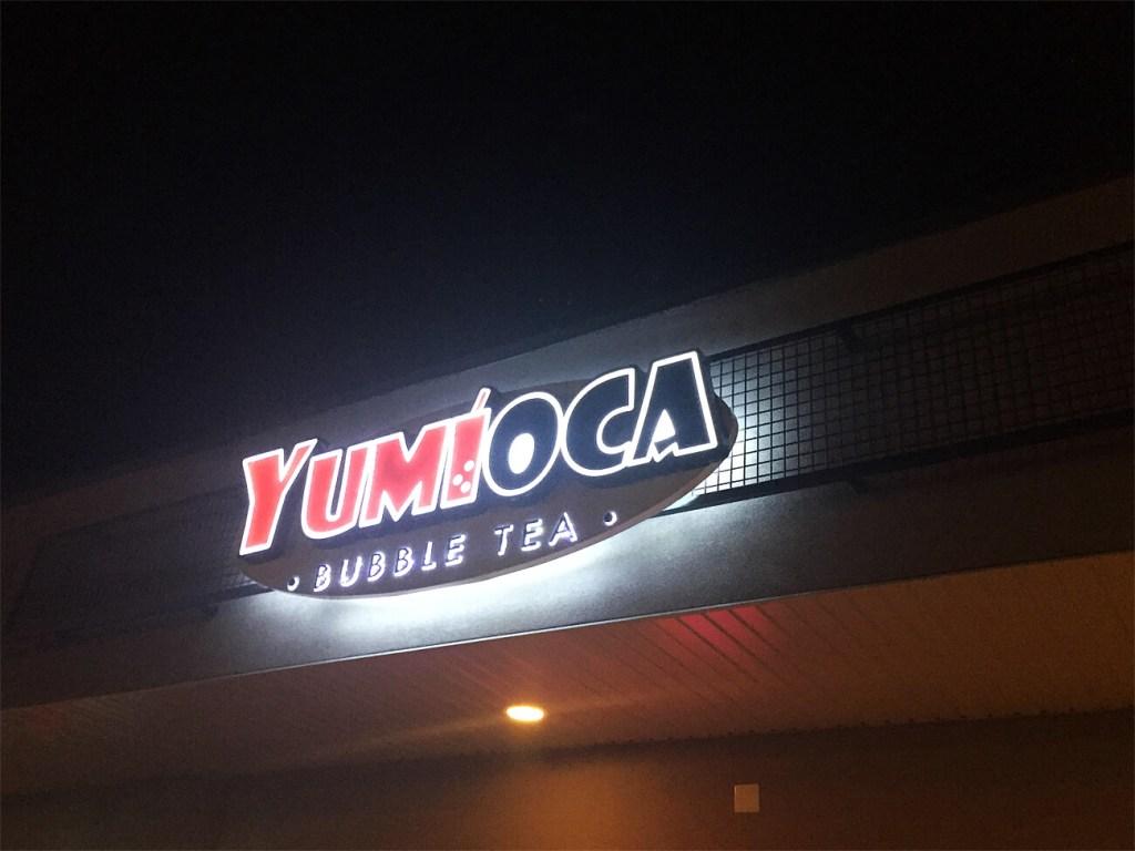 Yumioca Bubble Tea Edmonton