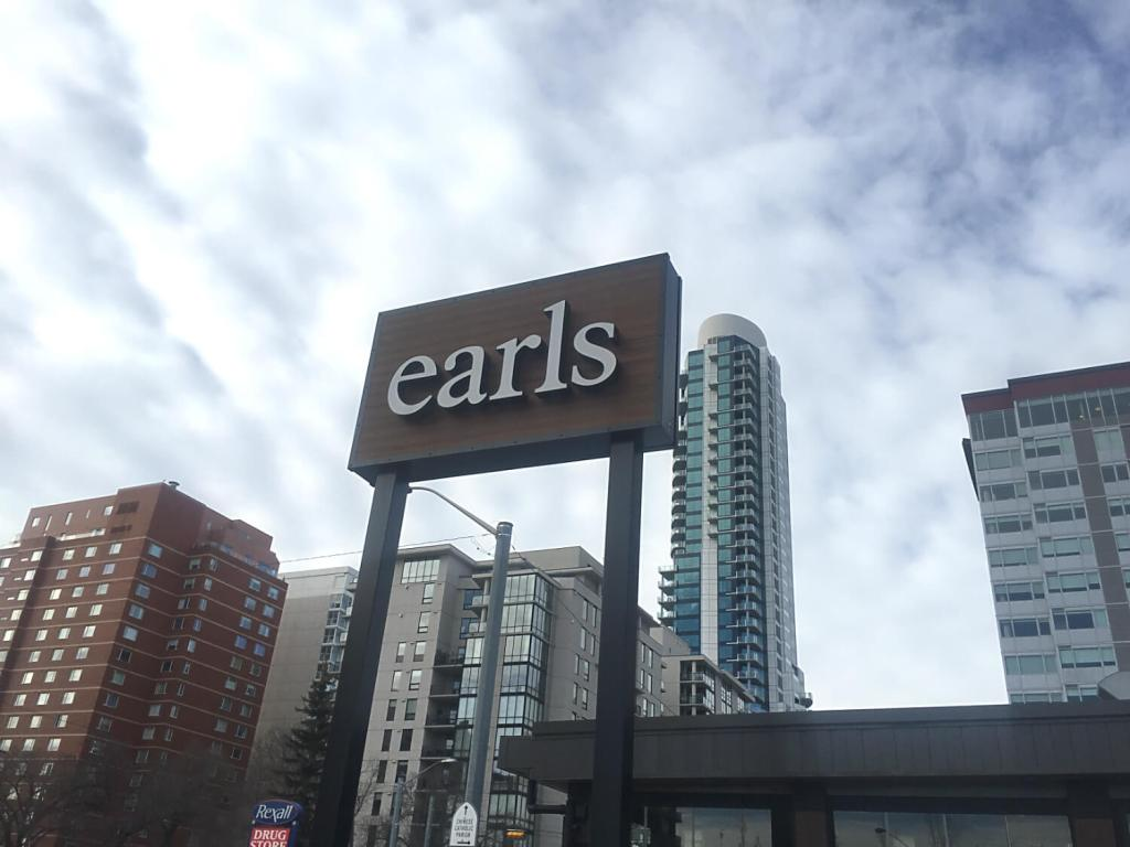 Earls Restaurant - Edmonton