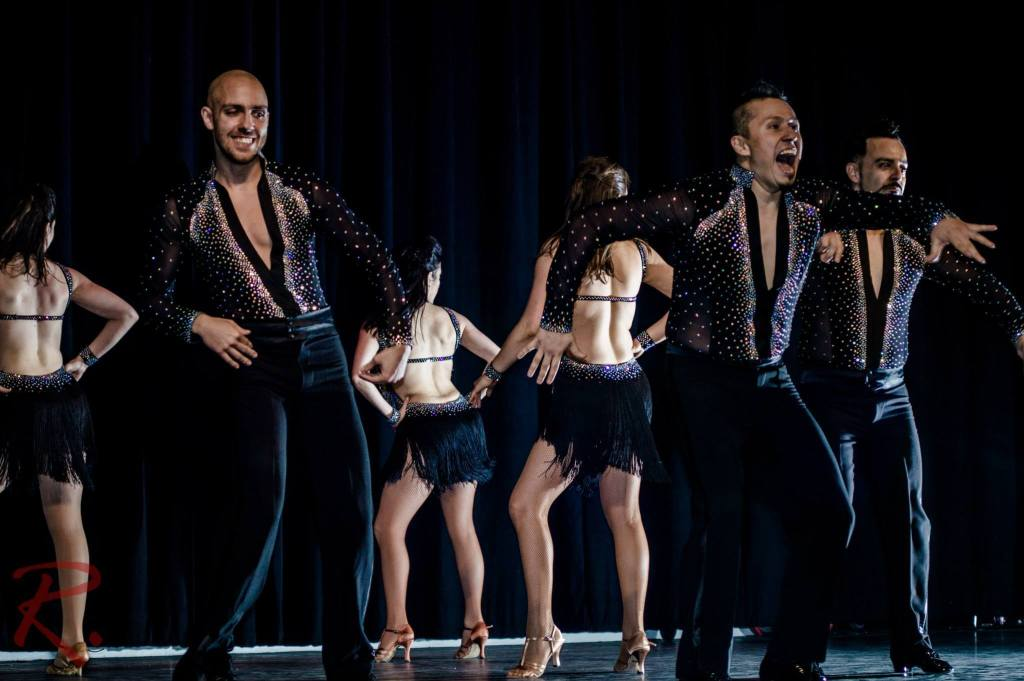 Salsa with the Stars Edmonton