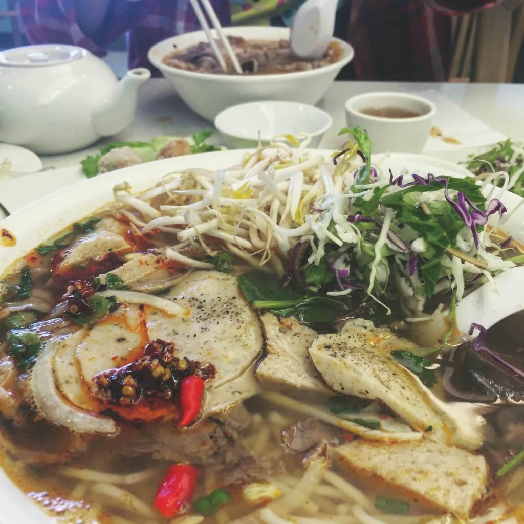 Song Huong - Vietnamese - Bun Bo Hue - Explore Calgary Food