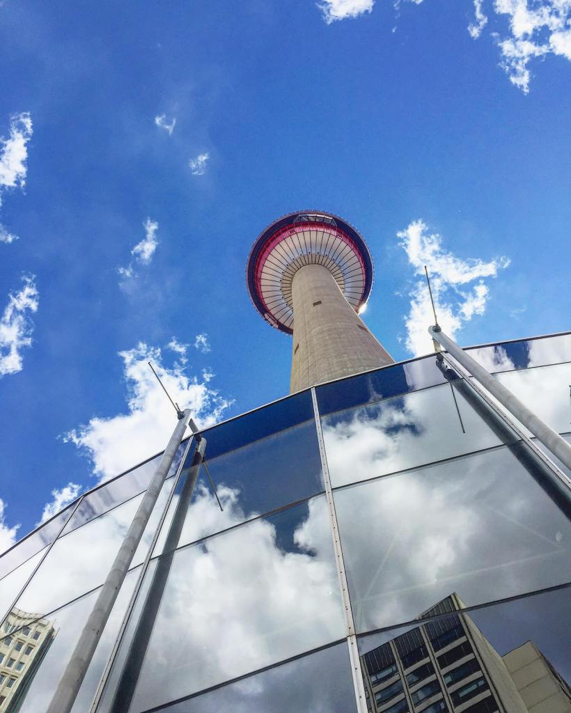 Calgary - Tower Sky 360 Restaurant - Best Weekend Ever 48 Hours Tourism 4