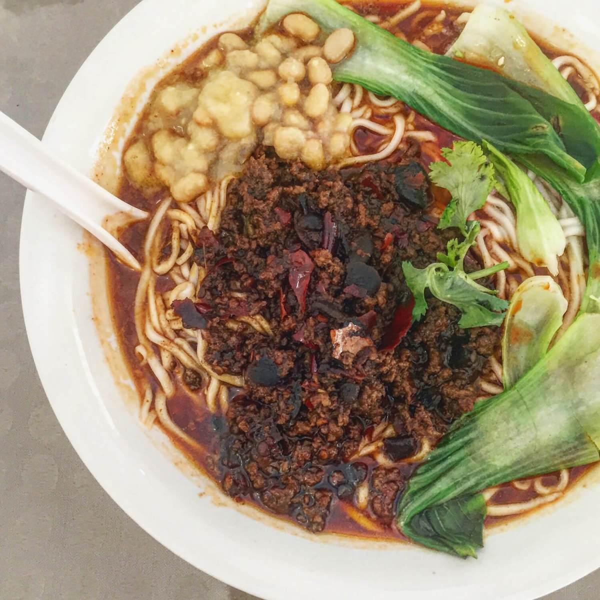 Recap: Wheat Garden Chinese Noodle & Dumpling Bazaar (Northern Chinese Noodles)