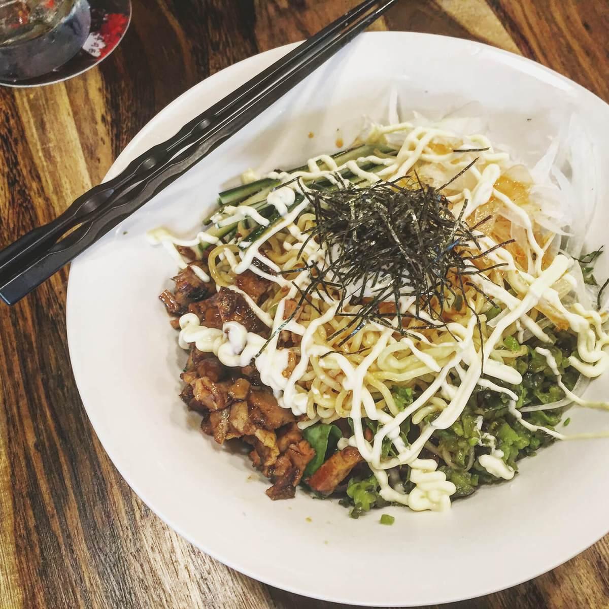 Review: Dorinku Tokyo Street Food