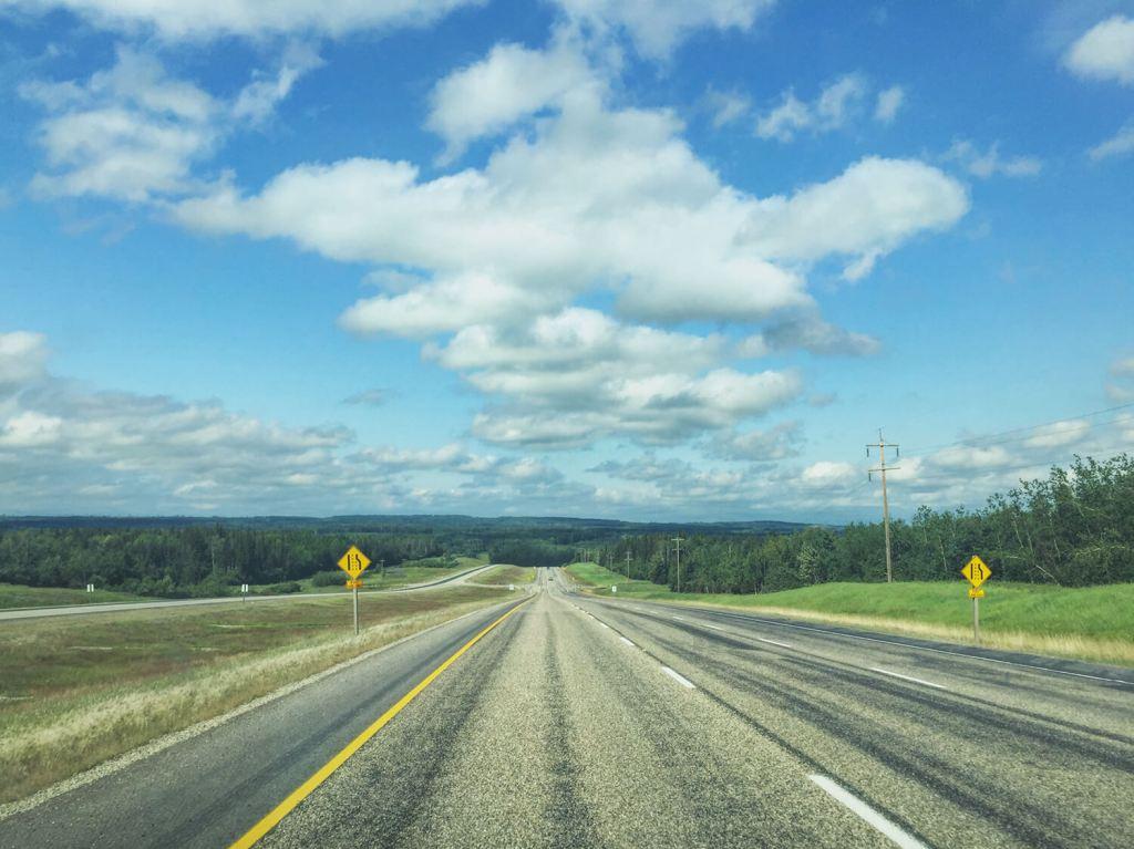 Grande Prairie - Explore Alberta - Highway 43 - Travel
