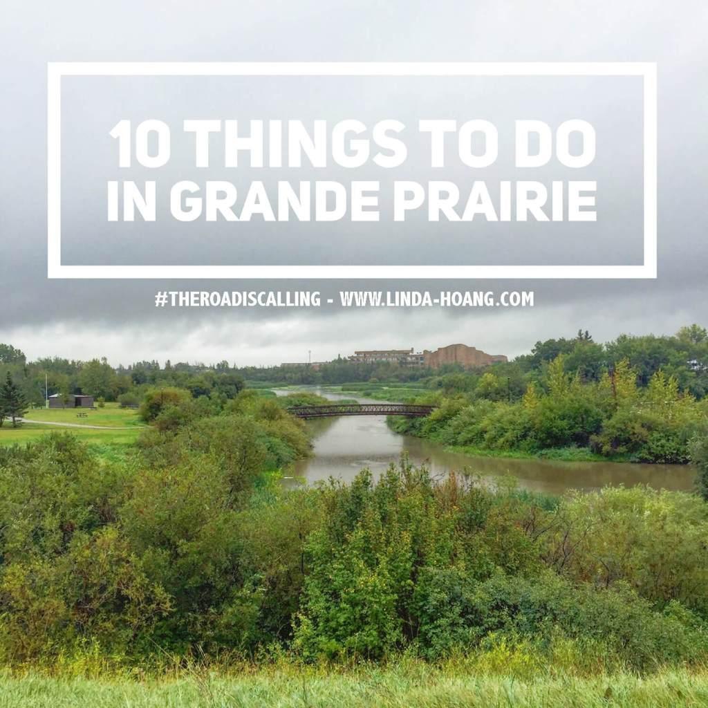 Grande Prairie The Road Is Calling AMA Travel