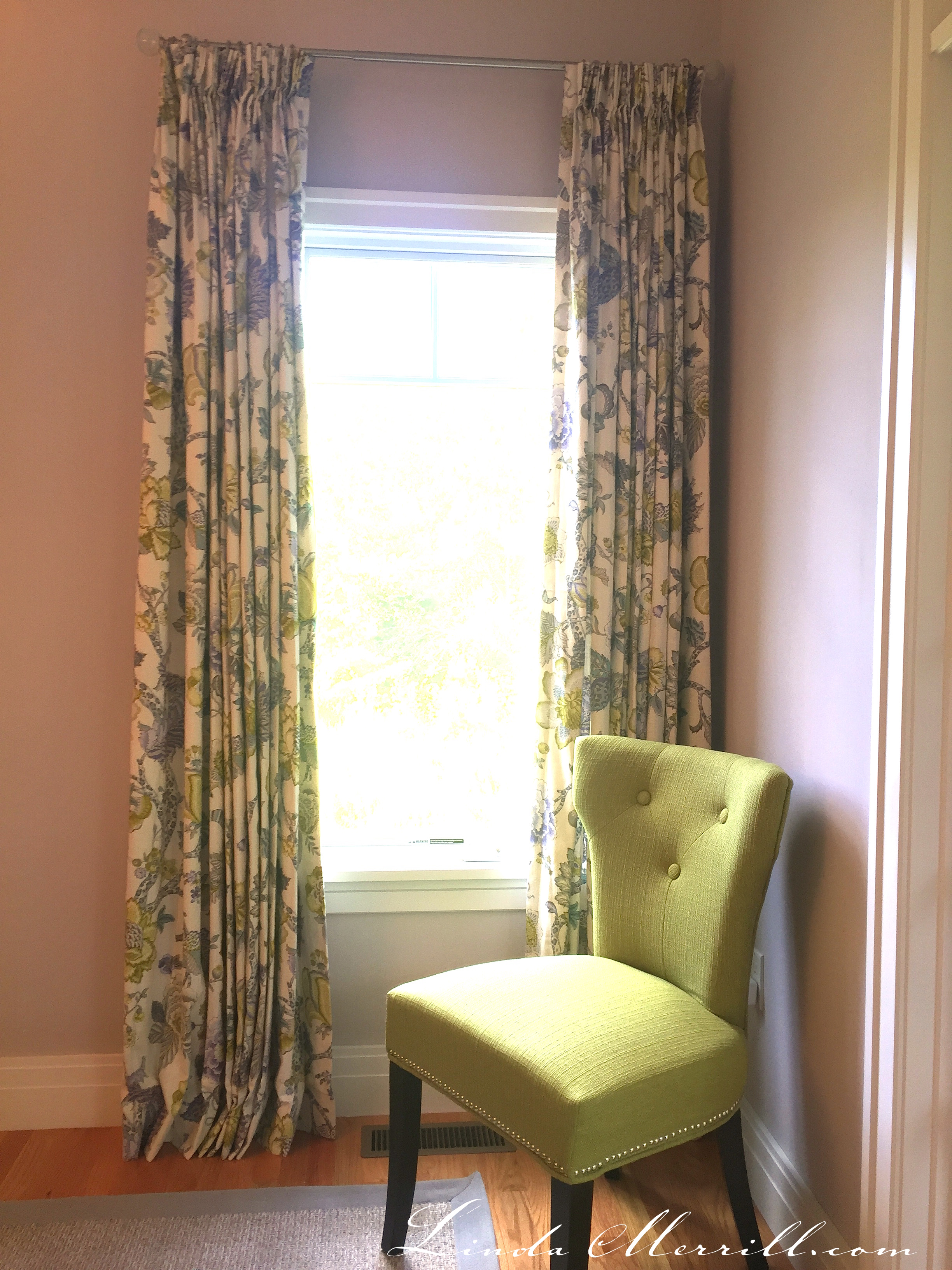 Curtain For Double Window Design Details How Wide Should My Drapery Panels Be Linda Merrill