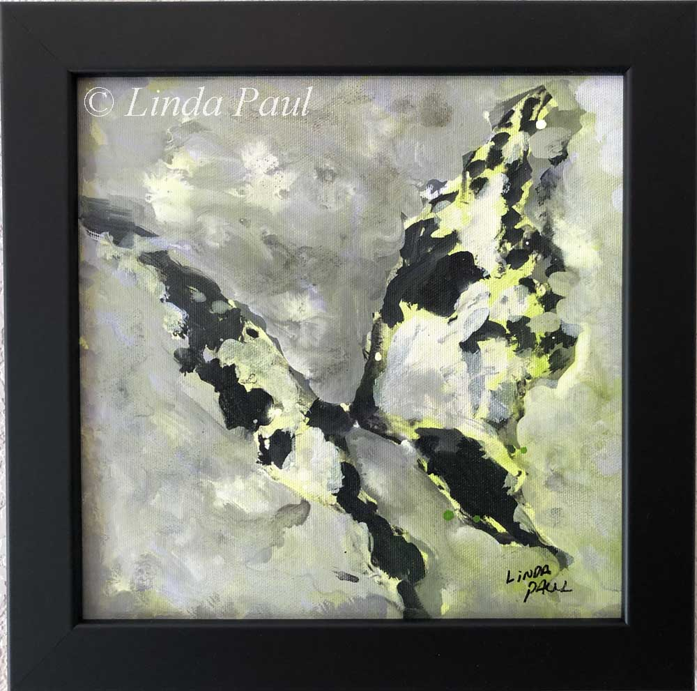 Modern Art Painting Original Art Paintings On Sale By Artist Linda Paul