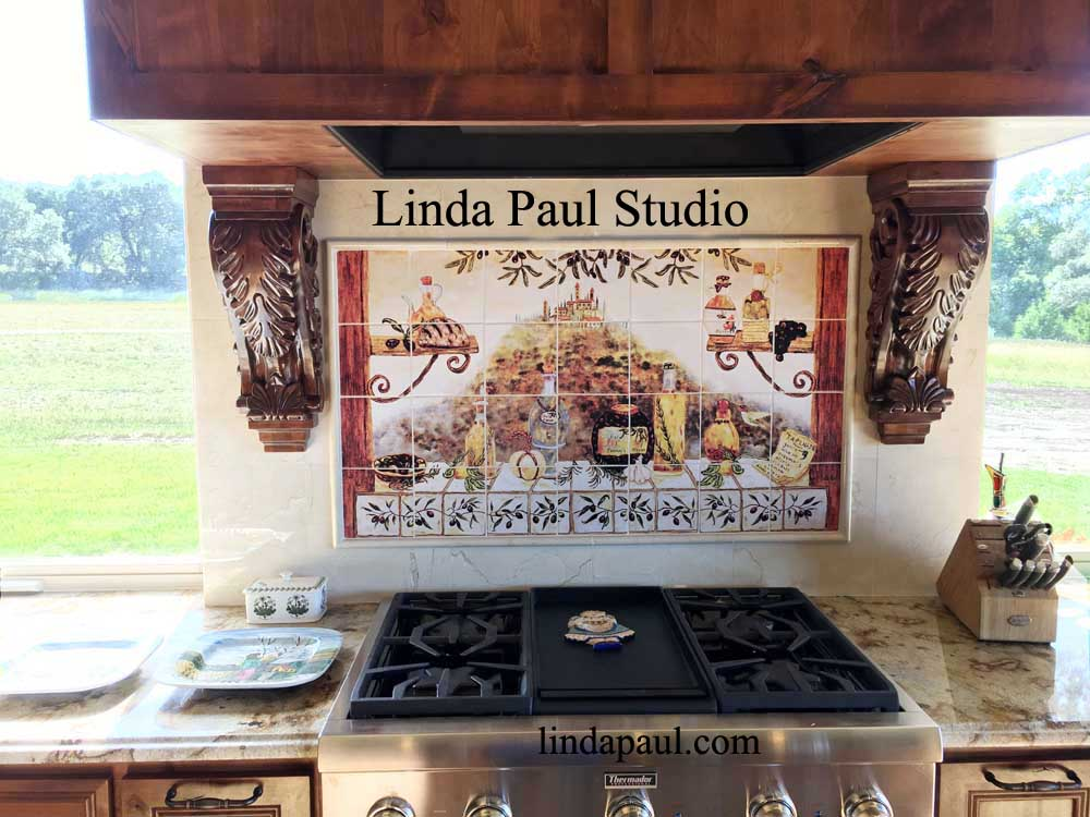italian kitchen mural country kitchen ceramic tile mural kitchen tiles