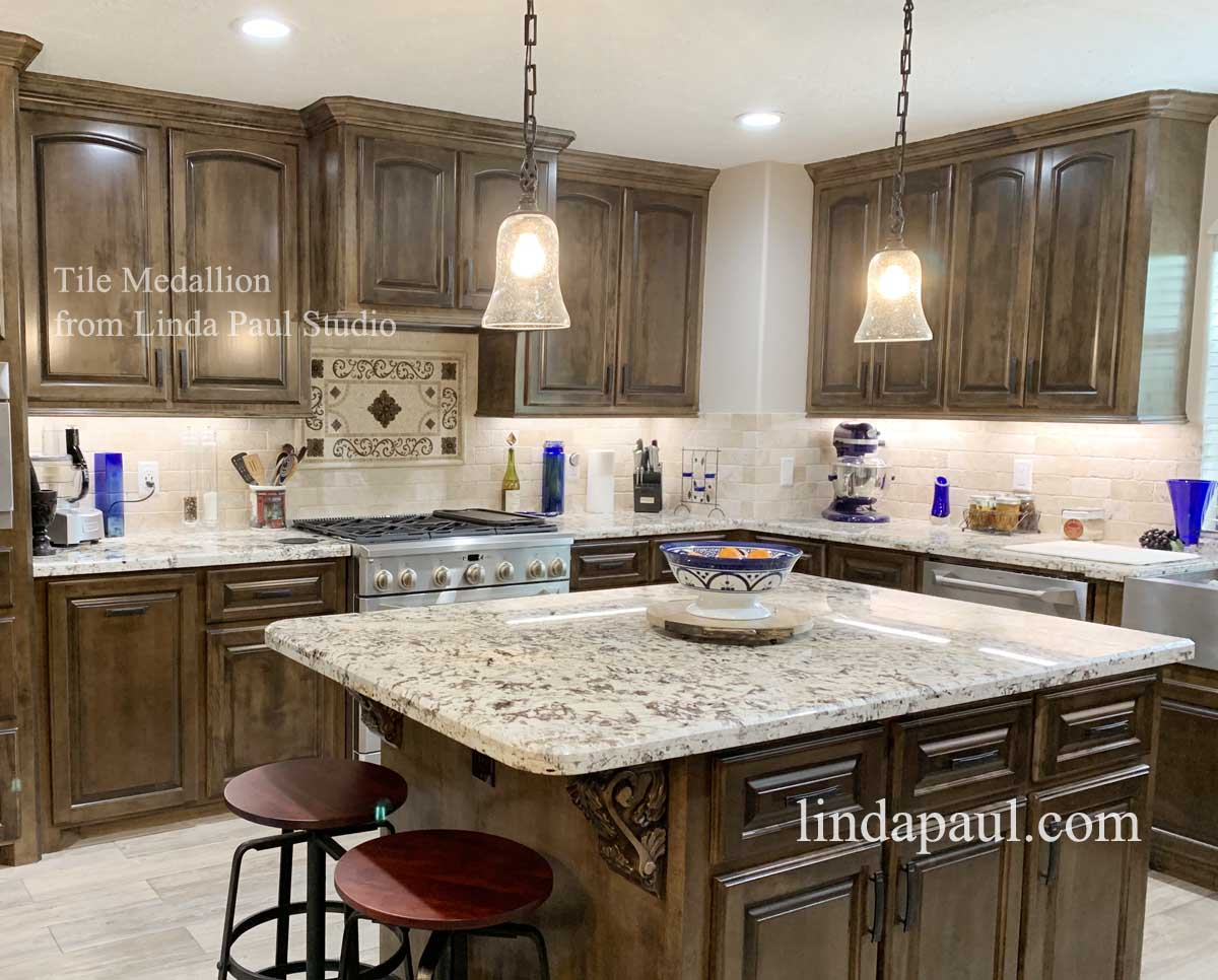 Kitchen Tile Pictures Customer Reviews Of Tile Murals And Mosaic Kitchen Backsplashes