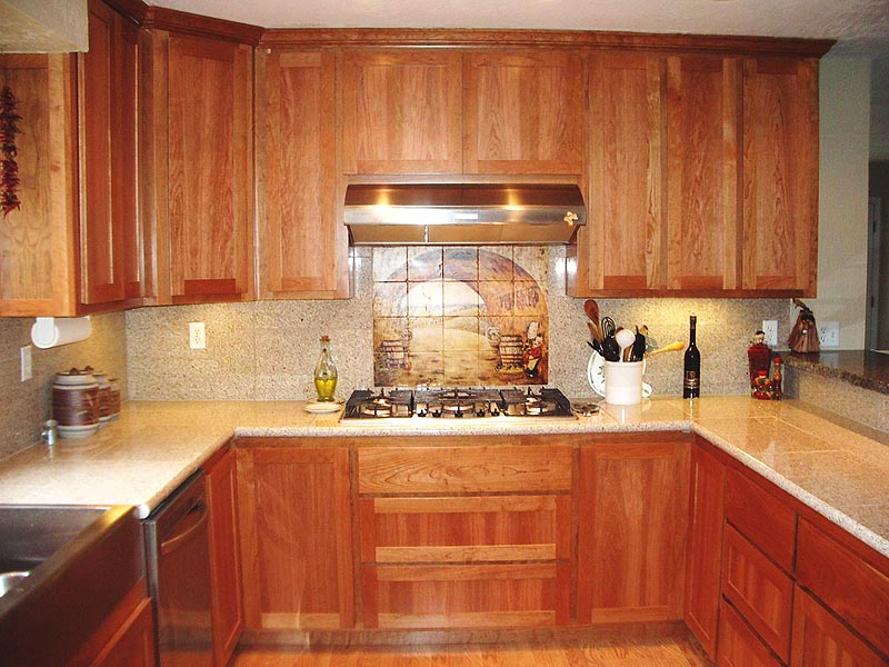 gorgeous custom kitchen tuscany tile mural love kitchen backsplash designs cariblogger kitchen backsplash