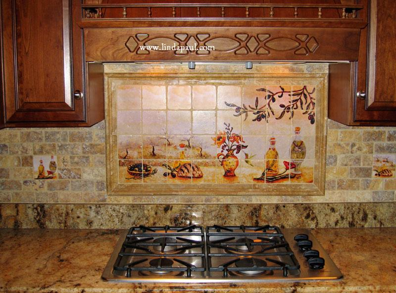 French Country Kitchen Backsplash Tuscan Colors - Tuscan Color Palette - Paint Colors