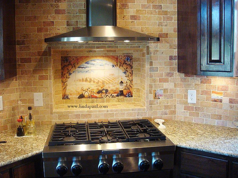 italian tile murals tuscany backsplash tiles kitchen tile backsplash designs important final