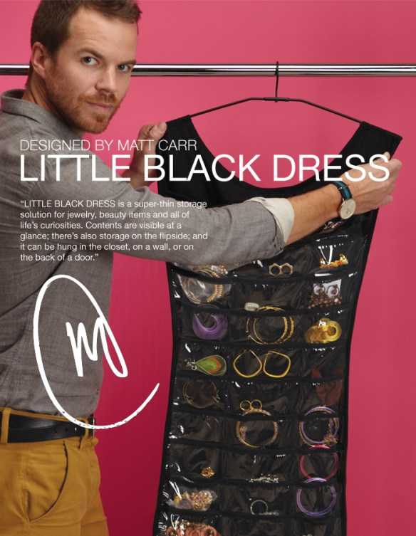 little black dress umbra woweffekt