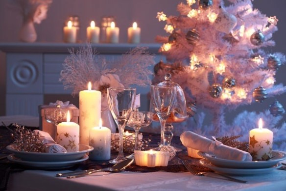 Jul i hvitt