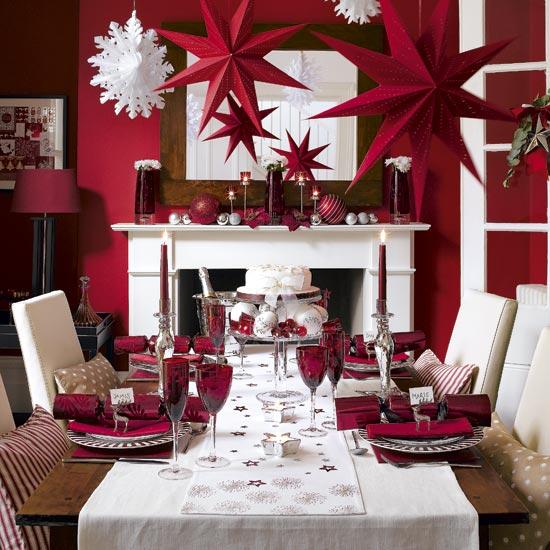 juledekket bord 3