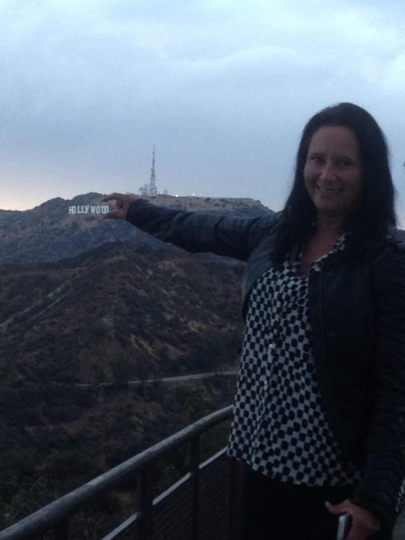 Hollywood skilt Linda
