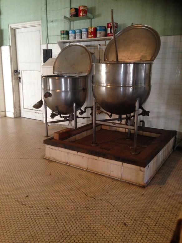 Kokekar kjøkken Alcatraz