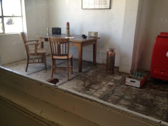 Kontoret Alcatraz 1